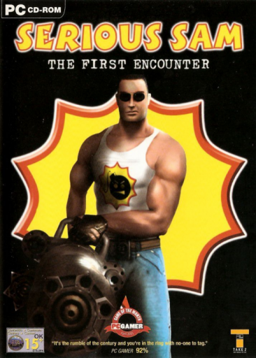 Игра Serious Sam: The First Encounter