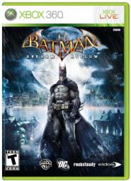Игра Batman: Arkham Asylum